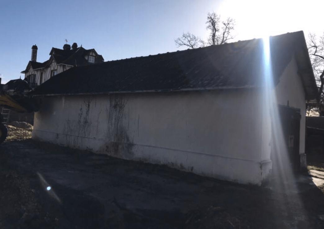 démolition aubergenville