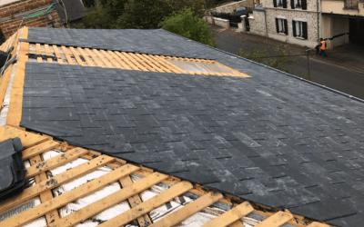 Travaux de toiture dans la Vallée de la Chevreuse (78)