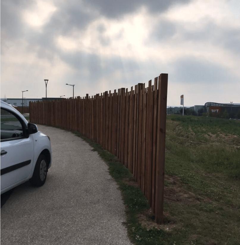 SRJS Rénovation clôture