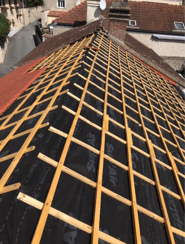 rénovation toiture neauphle-le-vieux